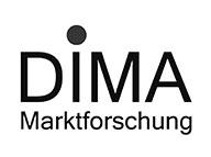 DIMA Marktforschung Logo